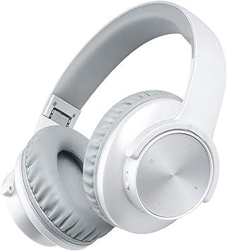 Auriculares Bluetooth, Diseño plegable inalámbrico montado en la cabeza, Auriculares para juegos de computadora, Auriculares deportivos para correr, Smart Touch, Telescópico plegable, Batería de l: Amazon.es: Electrónica