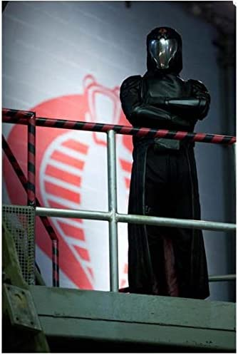 G I Joe Retaliation Luke Bracey As Cobra Commander Standing Tall Arms Crossed In Front 8 X 10 Inch Photo At Amazon S Entertainment Collectibles Store