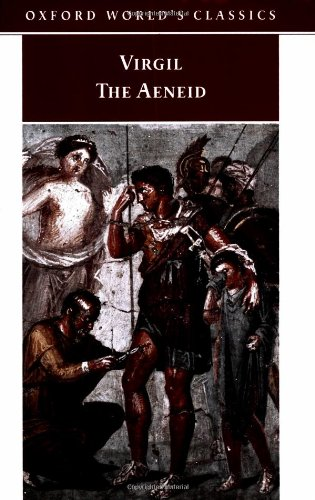 Book cover for Aeneid