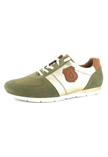 brand new f37ff a495b GABOR comfort - Damen Sneaker - Grün Schuhe in Übergrößen ...