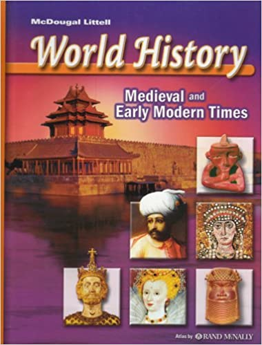 McDougal Littell World History Medieval And Early Modern