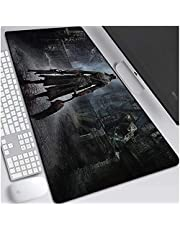 Gaming Mouse Pad Large Mouse Mat Bloodborne Game Keyboard Mat Cafe Mat Extended Mousepad for Computer Desktop PC Mouse Pad (Color : 1, Size : 800 * 300 * 3mm)