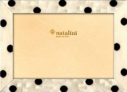 Tulipwood 4X 6 Natalini Marquetry Photo Frame Made in Italy Yellow