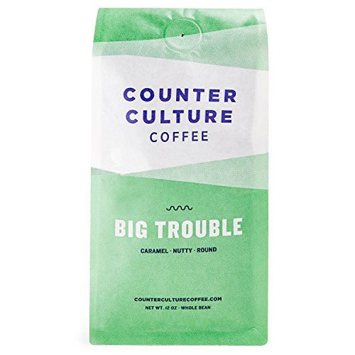 Counter Culture Coffee Big Trouble Roast Whole Bean 12 oz Bag Order Counter