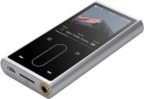 FiiO M3K - Reproductor MP3 (Reproductor de MP3, IPS, 77,5 g, Plata ...