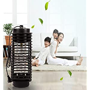 Electronic Mosquito Killer Lamp Insect Zapper Bug Fly Stinger Pest Control New LY209