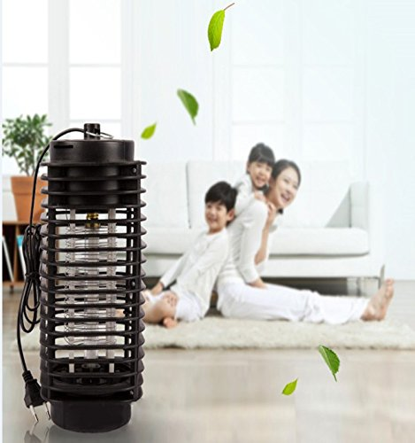 Electronic Mosquito Killer Lamp Insect Zapper Bug Fly Stinger Pest Control New LY209 (Bug Zapper Electronic Stinger)