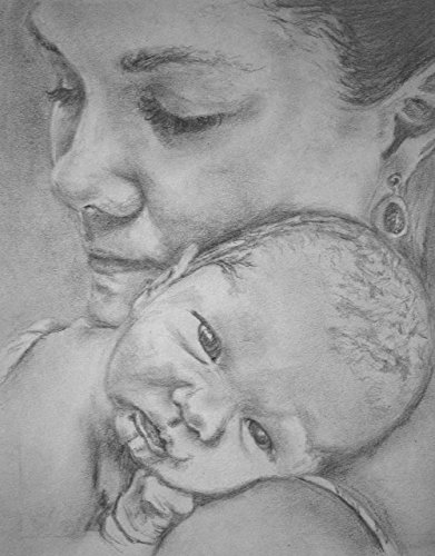 Pencil Portraits of Two People by by ashley LLC (Image #1)