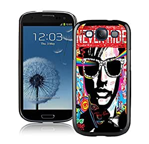 Fashionable And Beautiful Designed Case For Samsung Galaxy S3 I9300 With Rayban 1 Black Phone Case