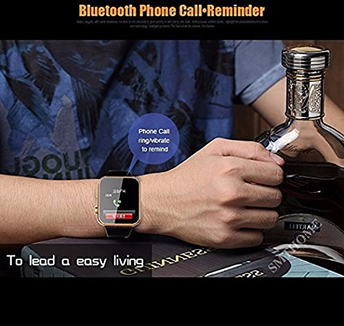 Smart Watch A9 OKCSC(TM) Smartwatch For Iphone And Android Heart ...