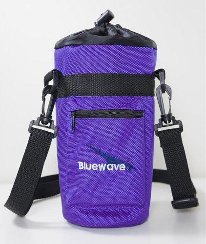 (Bluewave Lifestyle GEN3 Water Bottle Carrying Holder Case, Purple, 1)