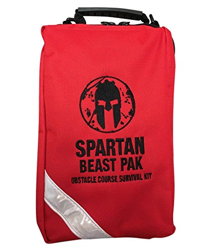 Brave Soldier Spartan Beast Pak First Aid Survival Kit (Chloride Emergency Light)
