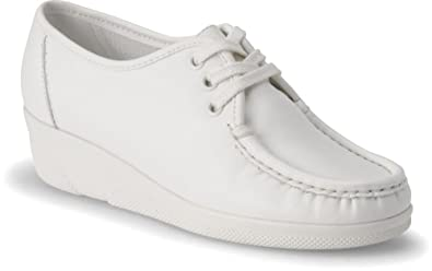 Amazon.com: Nurse Mates Shoes Women Anni HI Classic Nursing ...