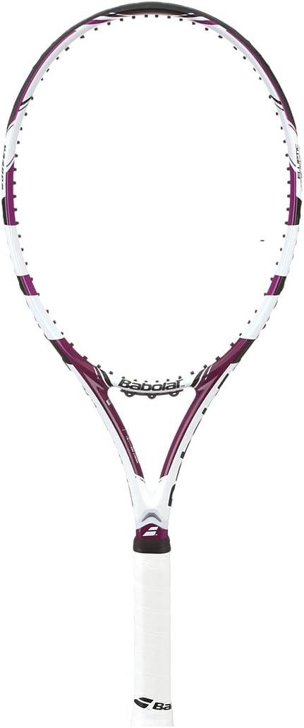 Blanc Babolat Drive G Lite Non Cord/ée 255G Raquettes De Tennis Raquette Polyvalentes Bleu