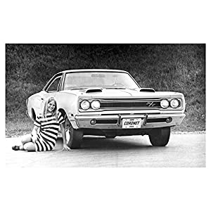 1969 Dodge Coronet R/T Factory Photo