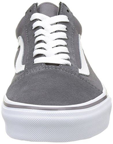 true Gris Sneakers Homme Tornado Suede Basses White Vans canvas wASxCRqq