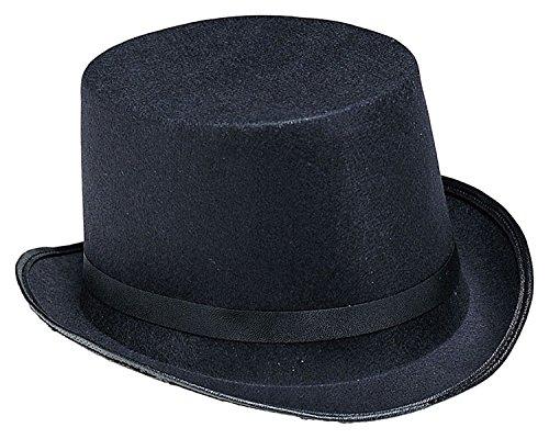 Ringmaster Hat Costume (UHC Boy's Ringmaster Durashape Top Hat Child Halloween Costume Accessory)