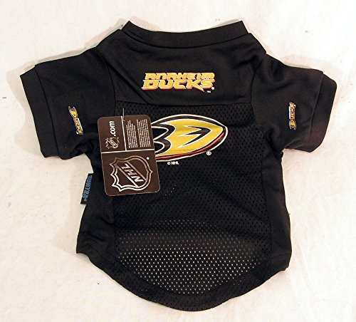 NHL Anaheim Ducks Pet Jersey,  Medium
