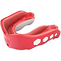 Shock Doctor Gel Max Mouth Guard, Sports Mouthguard for Football, Lacrosse, Hockey, Basketball, Flavored mouth guard…