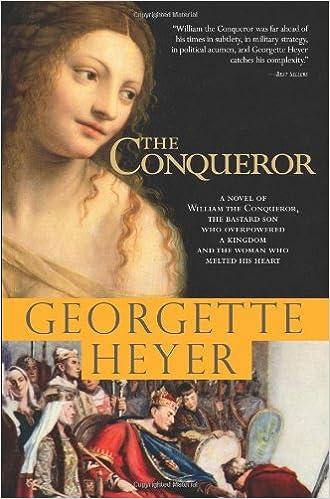 Amazon com: The Conqueror: A Novel of William the Conqueror
