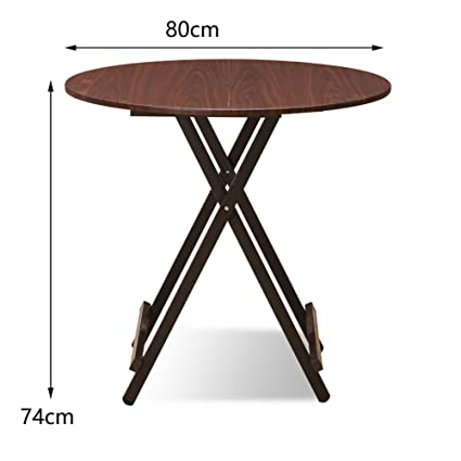Panorama Tavoli Da Giardino.Colore Style 3 Tavolo Pieghevole Da Cucina In Legno E Tavolino