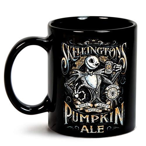 Jack's Pumpkin Royal Craft Ale (Halloween Mug) -