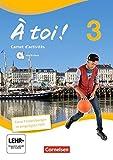 À toi ! - Vier- und fünfbändige Ausgabe / Band 3 - Carnet d'activités mit Audio-Materialien und eingelegtem Förderheft