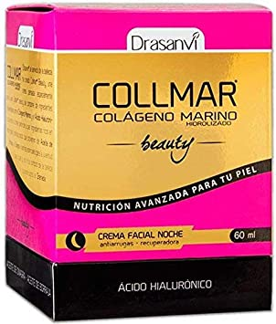 Collmar Beauty Crema Facial Antiarrugas y Reparador Celular, 60ml ...