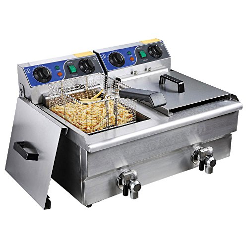 commercial-electric-20l-deep-fryer-w-timer-and-drain-stainless-steel-french-fry