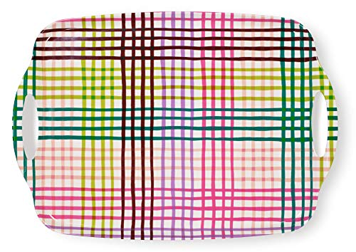 Kate Spade New York Kitchen/Outdoor Dining Serveware, Rainbow Citrus Collection (Serving Tray)