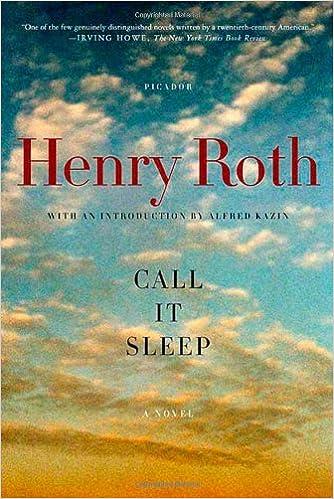 A Novel Call It Sleep