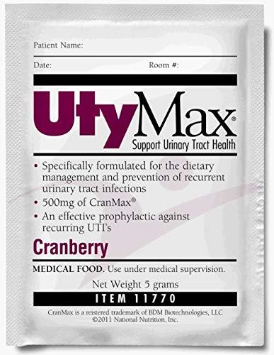 National Nutrition Inc Utymax Cranberry Drink Mix, Nniutymax, 1 Pound
