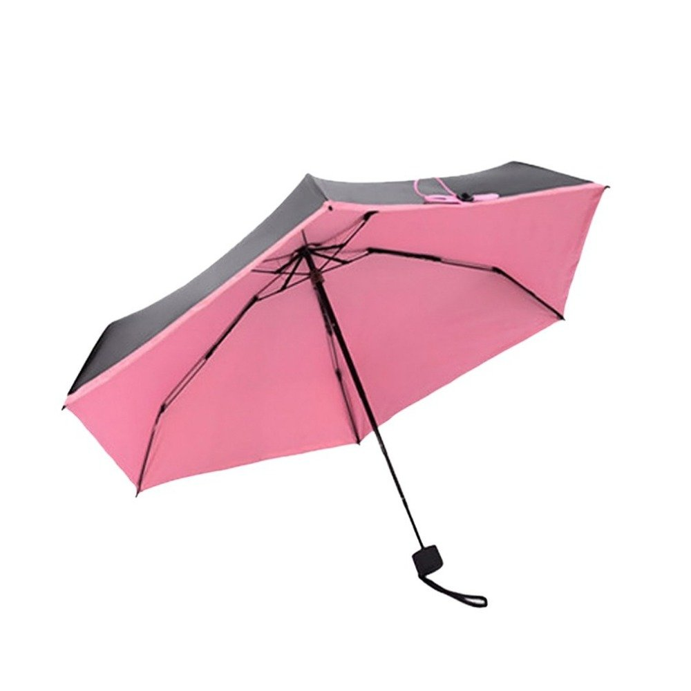 Amazon.com : Mini Pocket Umbrellas Parasol And Rain Folding Umbrella Women Anti UV Guarda Chuva sombrinha sun paraguas parapluie : Everything Else