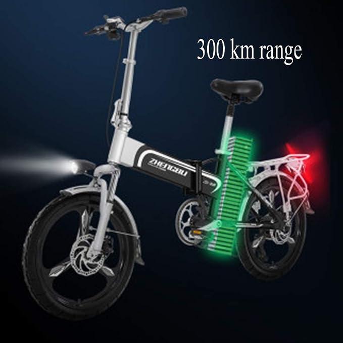 WuKai Scooter Eléctrico Plegable con Batería De Litio Segway para ...