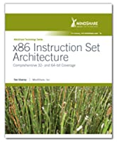 x86 Instruction Set Architecture Front Cover