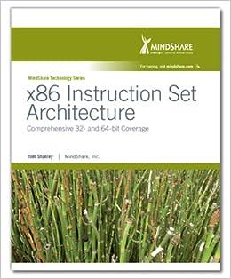Intel x86 instruction set architecture ppt download.