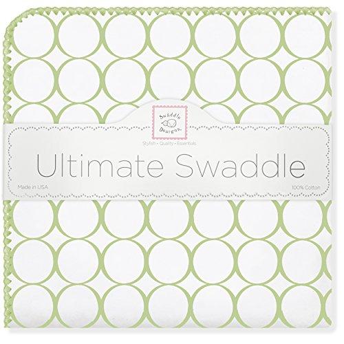 SwaddleDesigns Ultimate Receiving Blanket, Mod