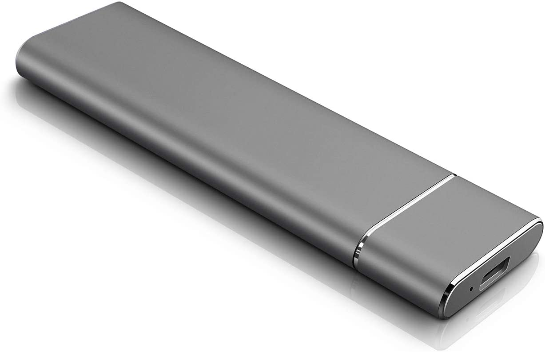 Wsgoo Externe Festplatte USB 3.1 f/ür Mac,PC,PS4,Xbox 1tb, Blau