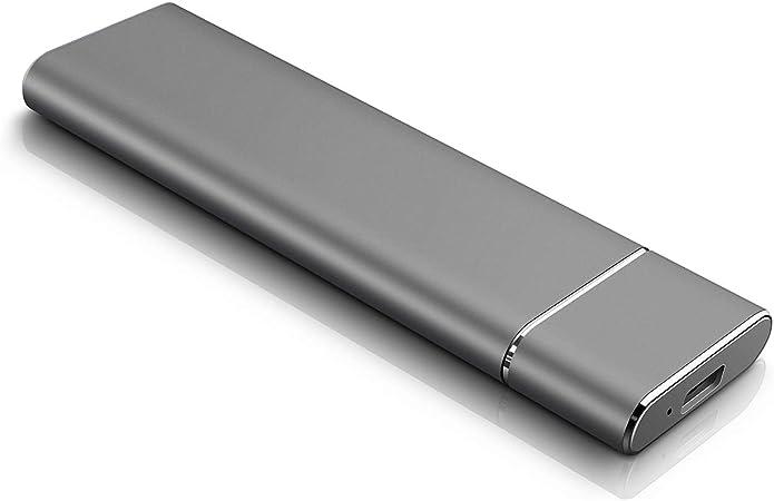 Wsgoo Disco Duro Externo USB 3.1 Disco Duro Externo para Mac, PC ...