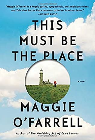 book cover of This Must Be the Place