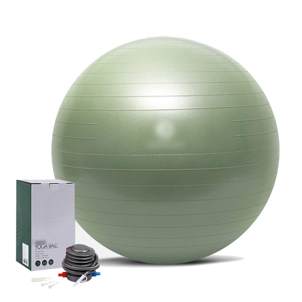 Sports Fitness Yoga Ball Fitness Weight Loss Pregnant Woman Delivery Midwifery Ball Balance Training Ball Elastic Ball Thick Explosion-Proof (Load Bearing: 200kg) Exercise Ball Chairs