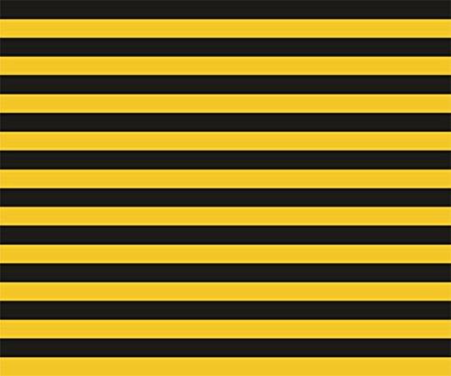 (Knit Black Yellow 1/2