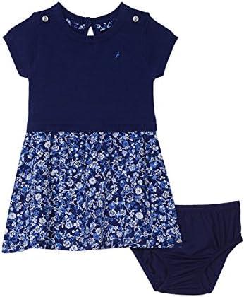 Nautica Girls Combination Dress Sweater product image