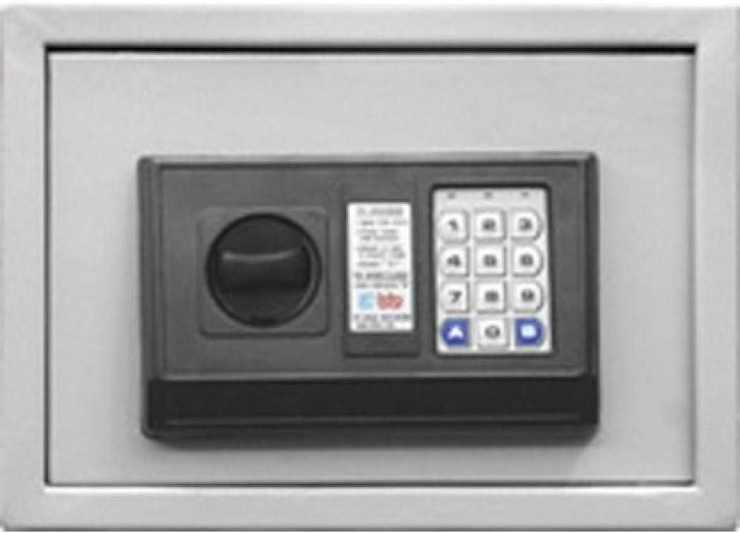 Btv M86917 - Caja fuerte sh-25 de superficie electronica: Amazon.es: Bricolaje y herramientas