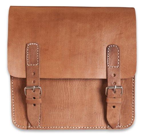 Bag Range Tan 300 Satchel Brunhide Natural Genuine 109 Leather Men's Sahara qT7A1T