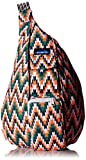 KAVU Rope Bag, Everglade Tile, One Size