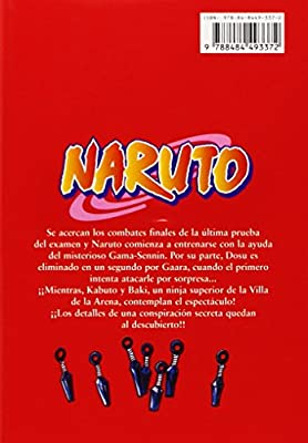 Amazon.com: Naruto, Volume 11 (Spanish Edition ...