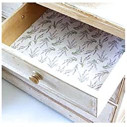 The Master Herbalist Lavender Scented Drawer Liners 5 Sheets