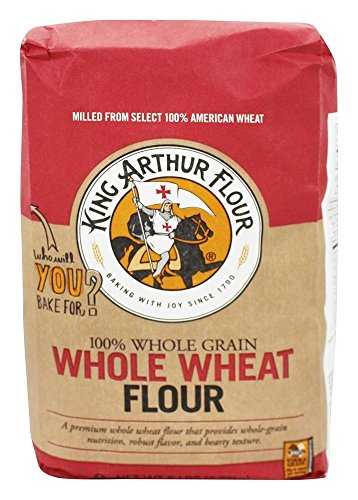 Whole Wheat Flour, Pack of 8