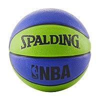 Spalding NBA Mini Baloncesto - Azul /Verde
